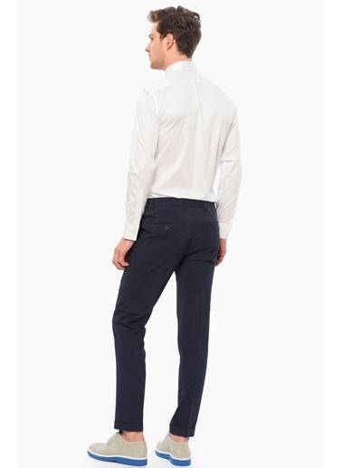 Network Klasik Uzun Kollu Gömlek Beyaz